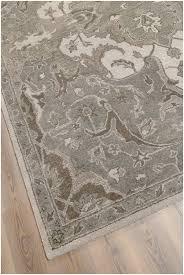 rugsville nolan persian style gray wool rug 39015