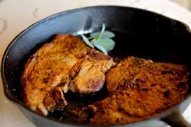 easy pan fried pork chops the prairie