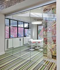 glass doors for office. extendo telescopic glass office doors for