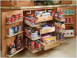 Diy Kitchen Pull Out Shelves Organizing Kitchen Pantry Shelves Kitchen Pantry Gets Optimized