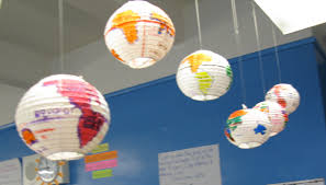 Paper Lantern Bedroom Decorating Ideas Casual Lighting Decoration In Kid Bedroom Areas
