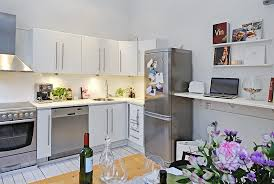Small Picture Small Apartment Kitchen Interior Design Outofhome