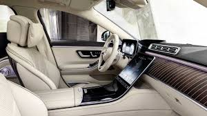 The vehicle interior is even more digital and intelligent, as both the hardware and software have made great strides: First Look 2021 Mercedes Maybach S580 Debuts With Garish Posh Style