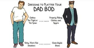 Wear It With Style To Tuck Or Not To Tuck Dad Bod Tips