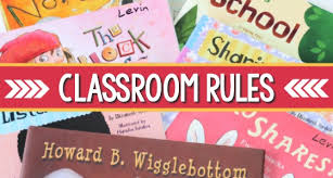 School Safety Rules Chart Preschool Classroom Rules