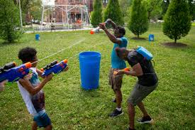 Philly <b>water gun</b> fight hosted to celebrate life - WHYY