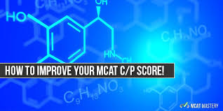 how to improve your chem physics mcat score