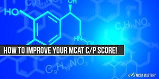 how to improve your chem physics mcat score