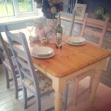 shabby chic dining table set shabby chic dining table set best chic boutique furniture images on