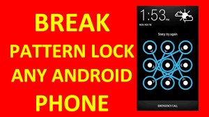 How To Break Pattern Lock On Android Phones Delectable How To Break Pattern Lock Any Android Phone YouTube