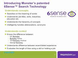 MonsterCom Resume Fascinating Monster Com Resume Resume