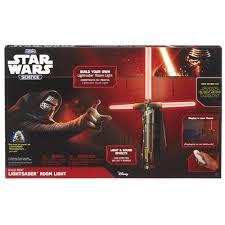 Star Wars Science Lightsaber Room Light Buy Star Wars Kylo Ren Lightsaber Room Light For Cad 26 98 Toys R Us Canada
