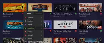 Game Backlog Tracker How It Works Steam Backlog A Steam Library Organizer