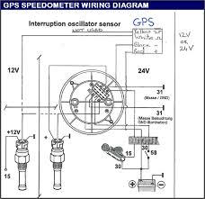 1946 gauge wiring diagram oil temperature gauge wiring diagram images speedometers speedometers gps speed sensor vdo gps speedometer