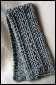 Free Mens Crochet Scarf Pattern Magnificent Canyon River Cable Scarves 4848 Crochet Garden Boutique