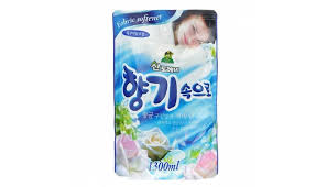 <b>Sandokkaebi Soft</b> Aroma Aqua Blue Кондиционер для белья ...