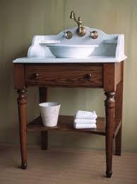 bathroom vanities from antique to modern