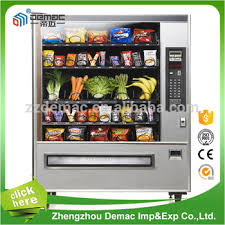 Souvenir Vending Machine Extraordinary Best Quaity And Low Price China Candy Vending Machine Fries Vending