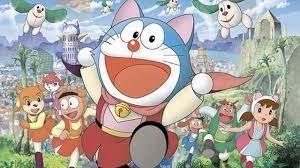 Xem phim Doraemon Movie 25: Nobita no Wan Nyan Jikuuden - Vietsub HD