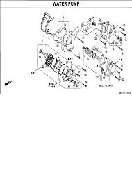 Honda Small Engine Parts Diagram