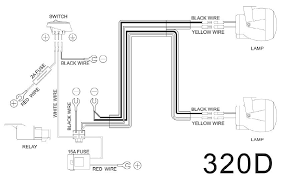 wiring diagram for driving lights a relay images wiring kc 3300 relay wire diagram printable wiring
