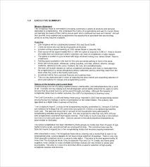 Business Proposals Examples Beautiful Proposal Template Small Pdf