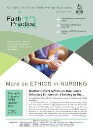 Finp Aug Cover_001 Nurses Christian Fellowship Australia