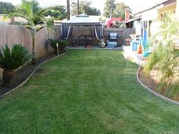 Landscape Design For Small Backyards New Decoration