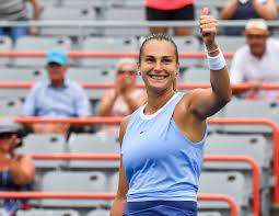 Aryna Sabalenka balances pressure ...
