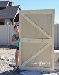 brian built barn doors. 50-diy-british-brace-barn-door-35 Brian Built Barn Doors O