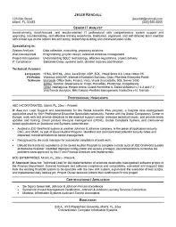 Program Analyst Resume Samples Best Of Program Analyst Resume Kicksneakersco