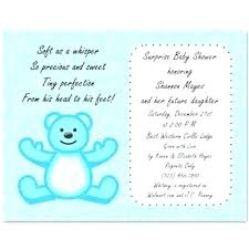 Baby Shower Invitation Ideas For A Boy Of Pictures Twin