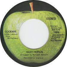 Image result for goodbye mary hopkin