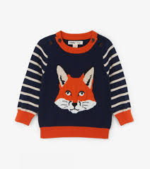 Hatley Baby Size Chart Clever Fox Baby Sweater