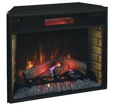 infrared electric fireplace quartz insert duraflame 20 log set dfi030aru