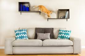 designer cat trees furniture. Wonderful Trees Designer Cat Trees Furniture Contemporary Furniture View In Gallery Sophia  WallMounted Cat Tree To Designer With Trees Y