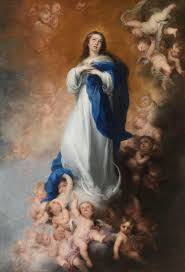 religion sacred space murillo immaculate conception