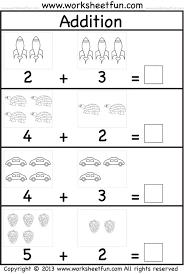 Free Printable Skip Counting Worksheetsr Kindergarten Math ...