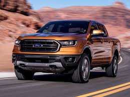 2019 Ford Ranger Earns Class Top Fuel Economy | Kelley Blue Book