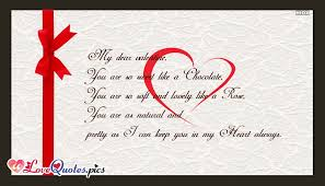 Chocolate Love Quotes Best Love Quotes For Chocolate Day