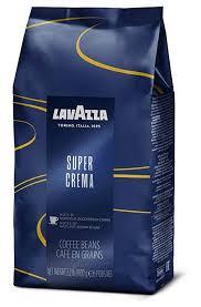 <b>Кофе</b> в зернах <b>Lavazza Super</b> Crema — купить по выгодной цене ...