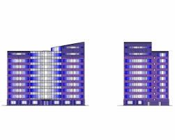 Скачать бесплатно дипломный проект ПГС Диплом №  Диплом №1173 Административное здание в г Санкт Петербург