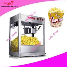 Popcorn Vending Machine Mesmerizing 48 Electric Commercial Popcorn Maker Popcorn Vending Machine