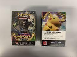 Vivid Voltage Pokemon Kit in 6922 Marktgemeinde Wolfurt für € 340,00 zum  Verkauf