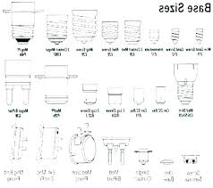 Recessed Light Bulb Types Small Size 6 Inch Socket Sizes