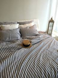 grey white striped linen duvet cover for bed grey stripe duvet cover uk grey and white striped duvet covers dormisette multi colour stripe 100 brushed