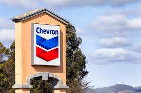 the top 3 chevron shareholders