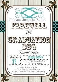 Graduation Party Announcement Amazing Graduation Party Invitations Examples Or Sample Graduation