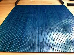 bamboo floor mats bangalore with bamboo plynyl floor mat by chilewich