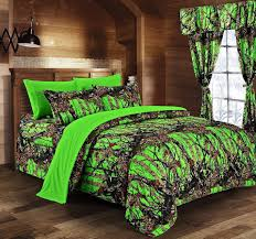 1 pc king biohazard green camo comforter arctic cat green camouflage blanket